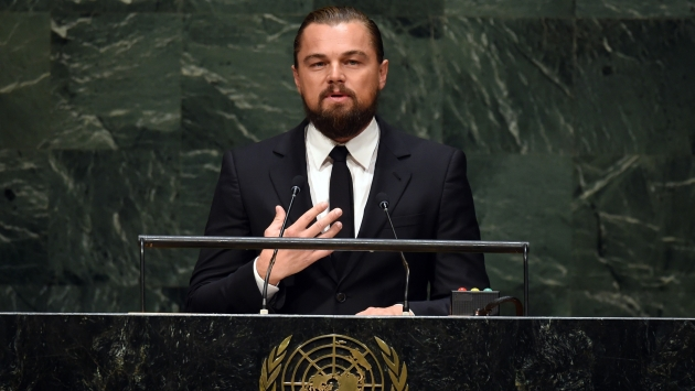 Leonardo DiCaprio regresará al Perú para participar en la COP20. (AFP)