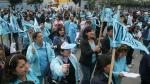 Enfermeras del Ministerio de Salud anuncian paro para este martes 11 - Noticias de zoila cotrina