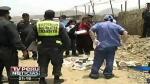 Jicamarca: Conductor ebrio atropelló y mató a anciana - Noticias de empresa de transporte flores