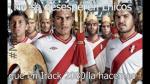 Perú vs. Paraguay: Memes sobre la nueva derrota de la blanquirroja - Noticias de jonas feliciano