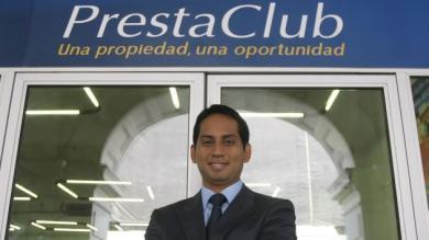 Luis Alexis Sánchez, Prestaclub