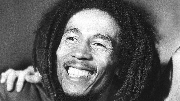 Bob Marley fue un firme defensor del cannabis. (AFP)