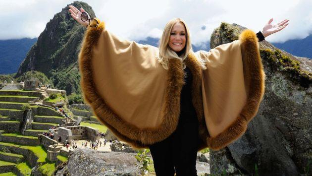 Susana Vieira llega de visita al Perú 262703