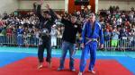 Brasileño Erberth Santos ganó campeonato de jiu-jitsu en Lima - Noticias de san borja