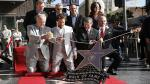 Matthew McConaughey recibió su estrella en el Paseo de la Fama [Fotos] - Noticias de jessica chastain