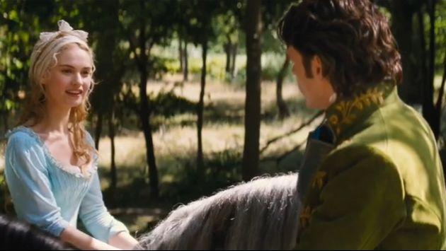 'La Cenicienta': Disney lanzó el primer tráiler de la película