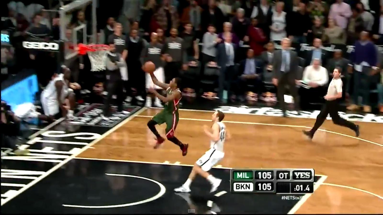 NBA: Brandon Knight y la noche que falló un tiro increíble