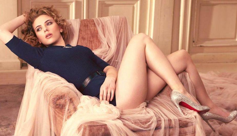 Los 30 años de Scarlett Johansson, la musa de Hollywood