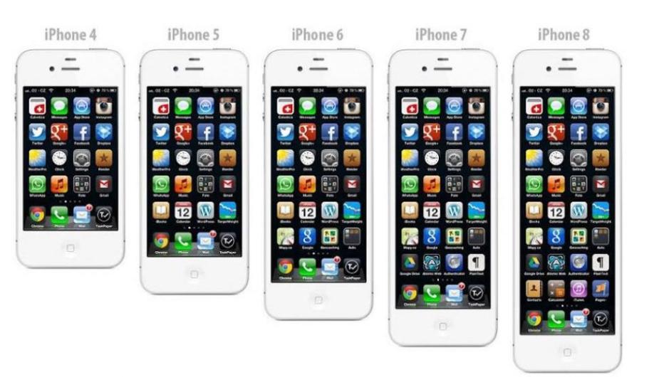 iPhone 6 en Lima: Memes sobre su elevado precio y su nueva apariencia. (google.com)