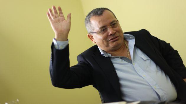Fiscal Barreto indicó que red de Orellana habría llegado a nivel internacional