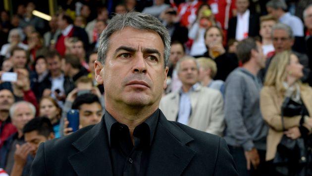 Pablo Bengoechea señaló que el futuro de la selección es mucho mejor al presente. (EFE)