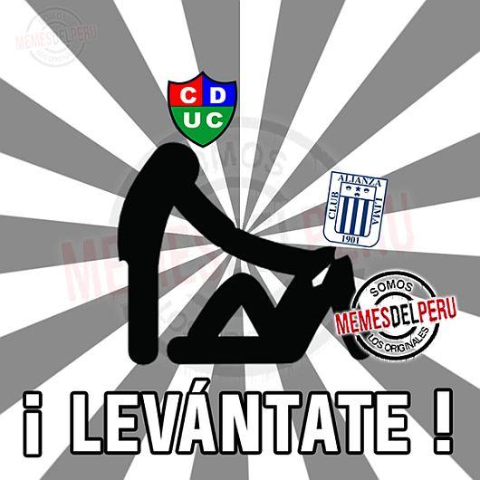 Unión Comercio favoreció a Alianza Lima. (Memes del Perú/Twitter)