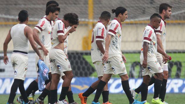 La 'U' perdió 2-0 y se aleja de la Copa Sudamericana