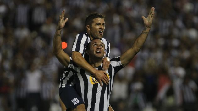 Alianza Lima venció 2-0 a UTC y se acerca a Cristal