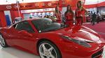 Motorshow 2014: Bellas anfitrionas presentan lo último en autos [Video]