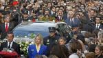 Duquesa de Alba: Sus cenizas serán repartidas entre Sevilla y Madrid - Noticias de capilla ardiente