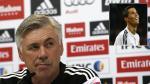Carlo Ancelotti responde a Xabi Alonso y defiende a Cristiano Ronaldo