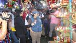 Mesa Redonda: Realizaron operativo contra venta de pirotécnicos 'Guty' - Noticias de miembros de mesa