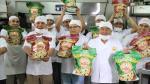 Penal Miguel Castro Castro: Reos producen 10 mil panetones por Navidad