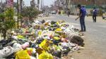 Defensoría del Pueblo denunció a alcalde de Comas por acumulación de basura