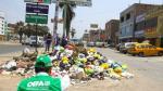 Ana Jara: 'Camiones del Ministerio de Vivienda recogerán basura en Comas'