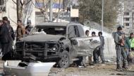 Unas 50 personas murieron en un atentado suicida en Afganistán. (EFE)