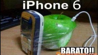 iPhone 6 en Lima: Memes sobre su elevado precio y nueva apariencia