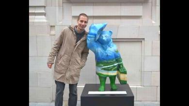 Osito Paddington aparece en calles de Londres con motivos del Perú [Fotos]