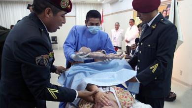 Policía Nacional: Más de 1,500 agentes están capacitados para atender partos