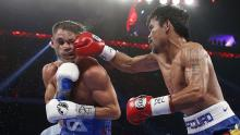Box, Boxeo, Manny Pacquiao, OMB, Chris Algieri