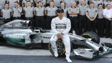 Lewis Hamilton, Fórmula 1, Mercedes