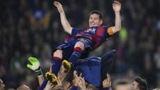 Messi, especial de todos sus goles en el fútbol español