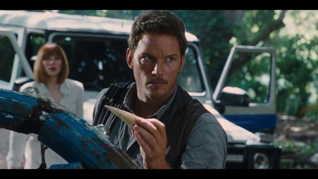 Jurassic World: Mira el primer tráiler oficial de la película