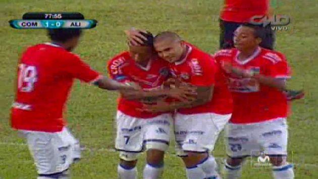Unión Comercio venció 1-0 a Alianza en Moyobamba