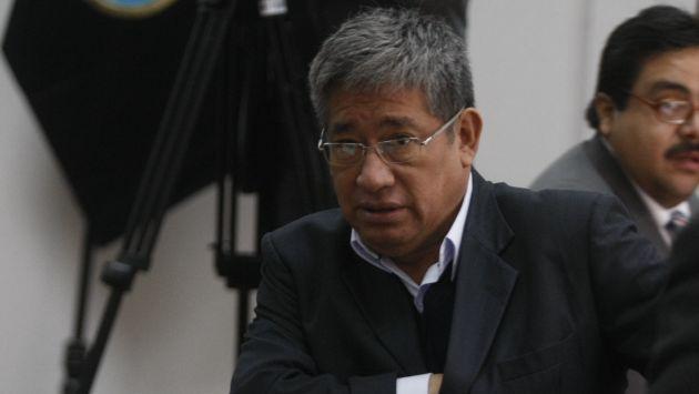 Fiscal pide 17 años de cárcel para Miguel Facundo Chinguel por 'narcoindultos'