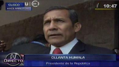 Ollanta Humala, Martín Belaunde Lossio