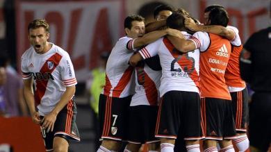 River Plate eliminó a Boca Juniors y jugará final de Copa Sudamericana 2014