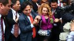 Alejandro Toledo y Eliane Karp serían citados en diciembre por la Fiscalía