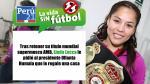 La vida sin fútbol: Las 10 noticias deportivas de la semana - Noticias de linda lecca