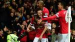 Manchester United ganó 2-1 al Stoke City por la Premier League - Noticias de simon west