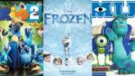 Cine en 3D: Conoce cuánto costó la realización de estos 10 filmes animados - Noticias de disney