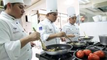 Boom gastronómico, Institutos de alta cocina