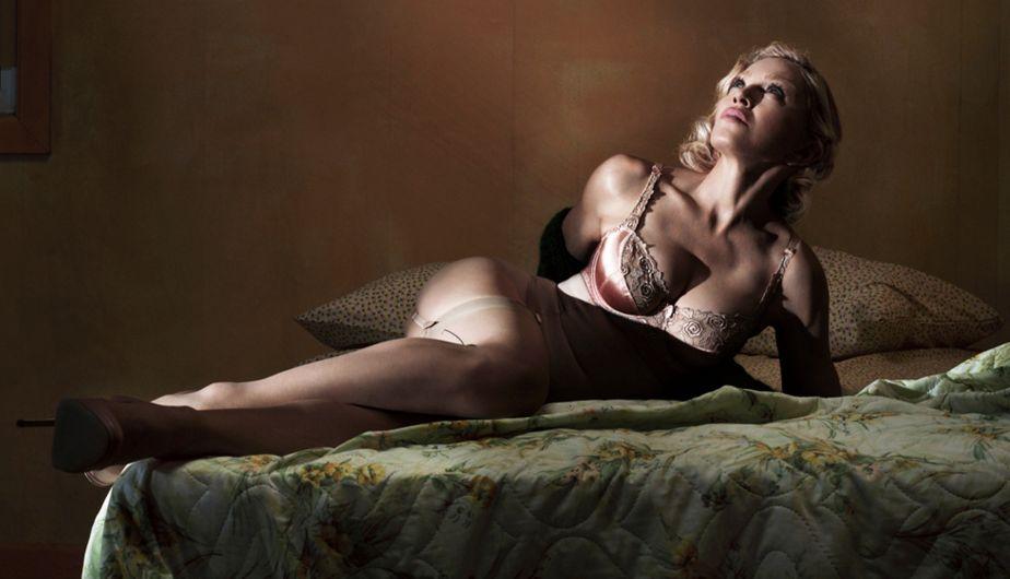 Madonna confesó que probó drogas en sus años salvajes. (Cortesía: Interview)