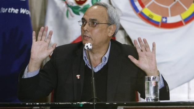 Pleno del Congreso otorgó facultades a Comisión de Fiscalización para que investiguen a Manuel Burga. (USI)