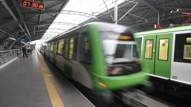 Segunda fase del Metro de Lima está prevista para 2015. (USI)