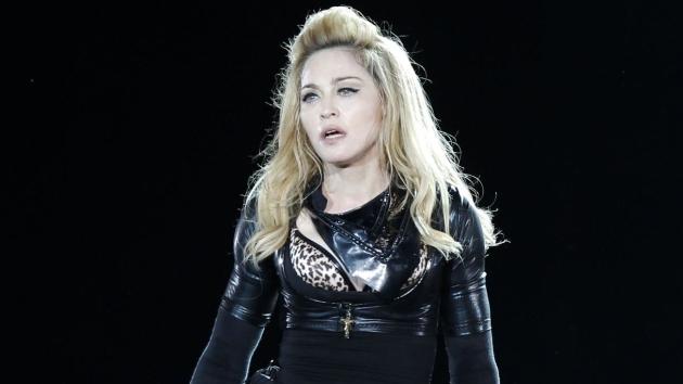 Madonna rompió su iPod para mostrar su molestia. (Reuters)