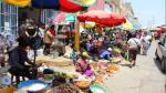 Ambulantes generan caos en los mercados de Chiclayo y Piura - Noticias de alcaldesa de piura