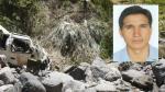 Junín: Alcalde electo de Satipo falleció en accidente de tránsito - Noticias de nidia vilchez