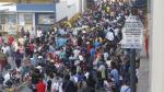 Mesa Redonda es una bomba de tiempo: recibe a más de 200 mil personas al día - Noticias de simulacro