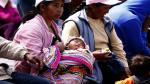 Perú: Aún hay distritos donde desnutrición crónica alcanza al 80% de niños - Noticias de ariela luna florez
